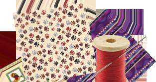 tecido patchwork